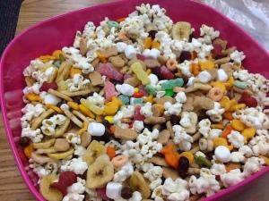 100 Snack Mix